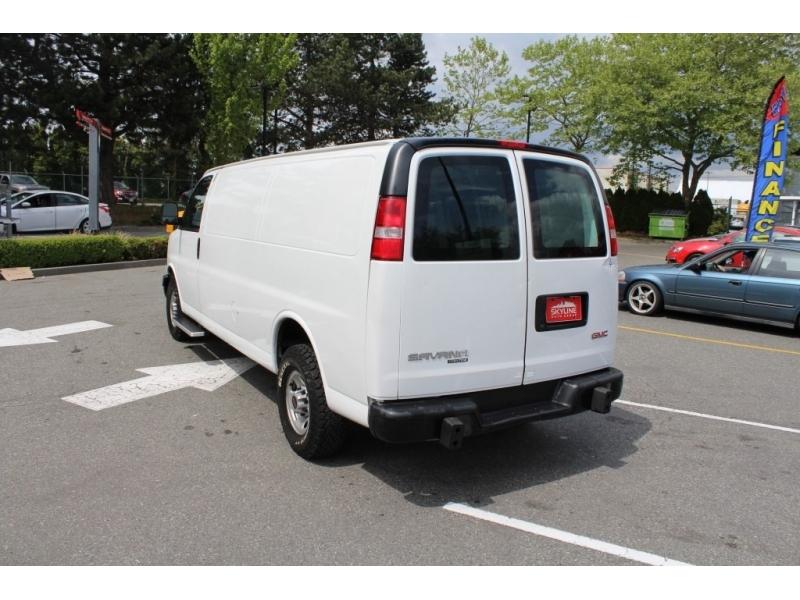 GMC Savana Cargo Van 2016 price Call for Pricing.
