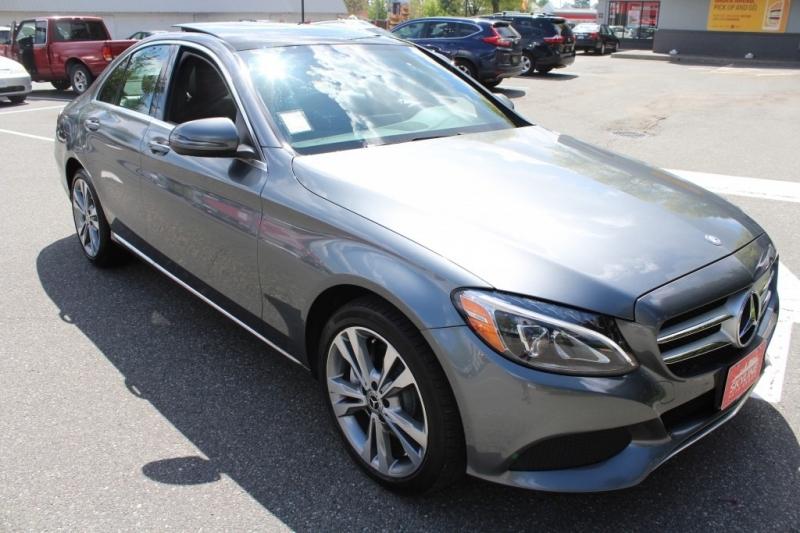 Mercedes-Benz C-Class 2017 price $66,000