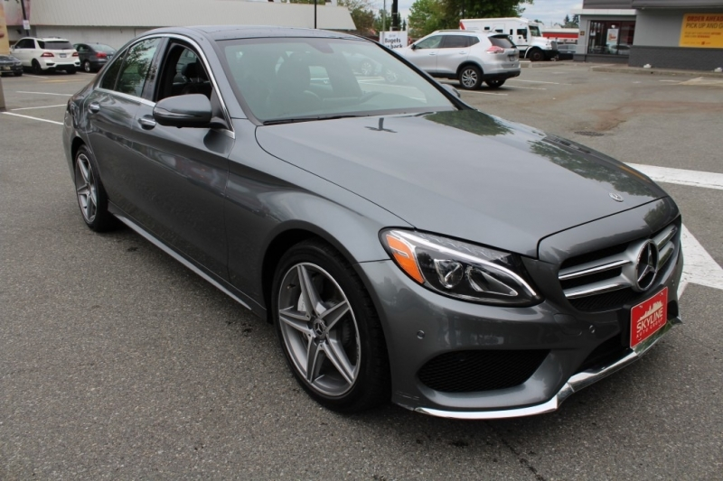 Mercedes-Benz C-Class 2018 price Call for Pricing.