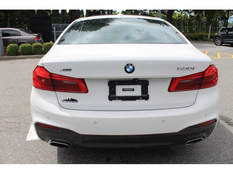 BMW 5-Series 2018 price Call for Pricing.