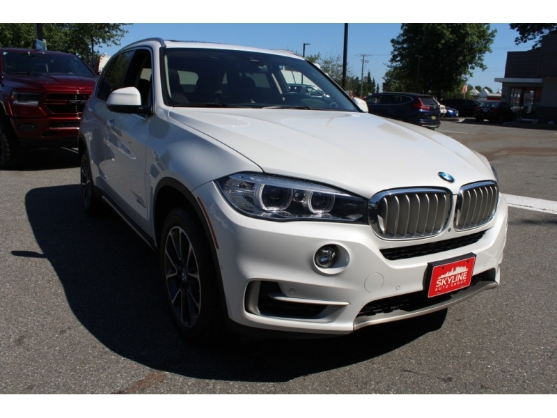 BMW X5 2018 price Call for Pricing.