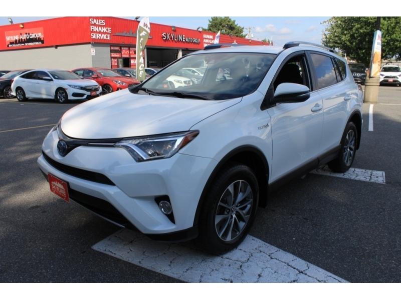 Toyota RAV4 2018 price Call for Pricing.