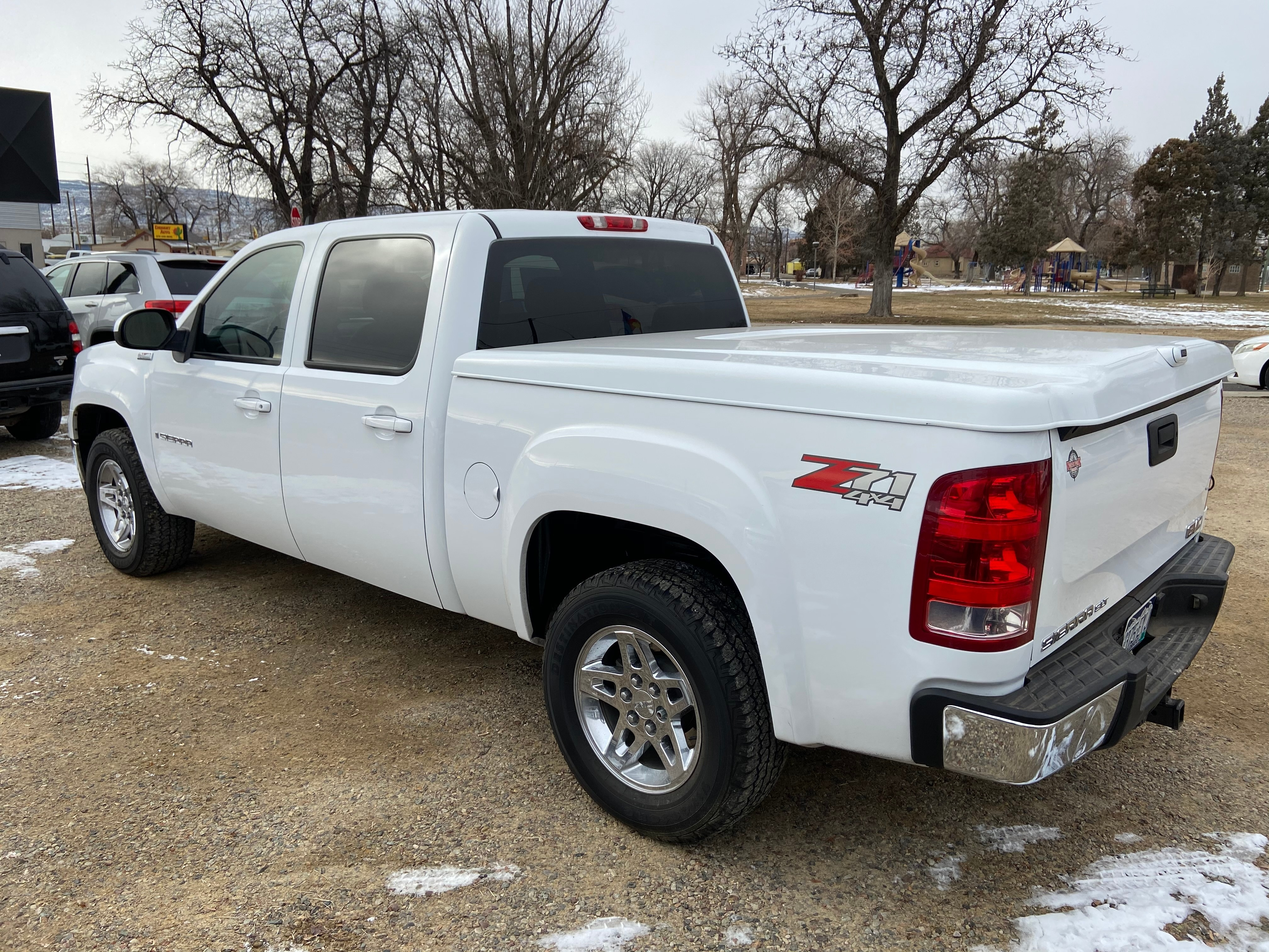 2008 Gmc Sierra 1500 4wd Crew Cab 143 5 Sle1 North Fork Sales Dealership In Grand Junction