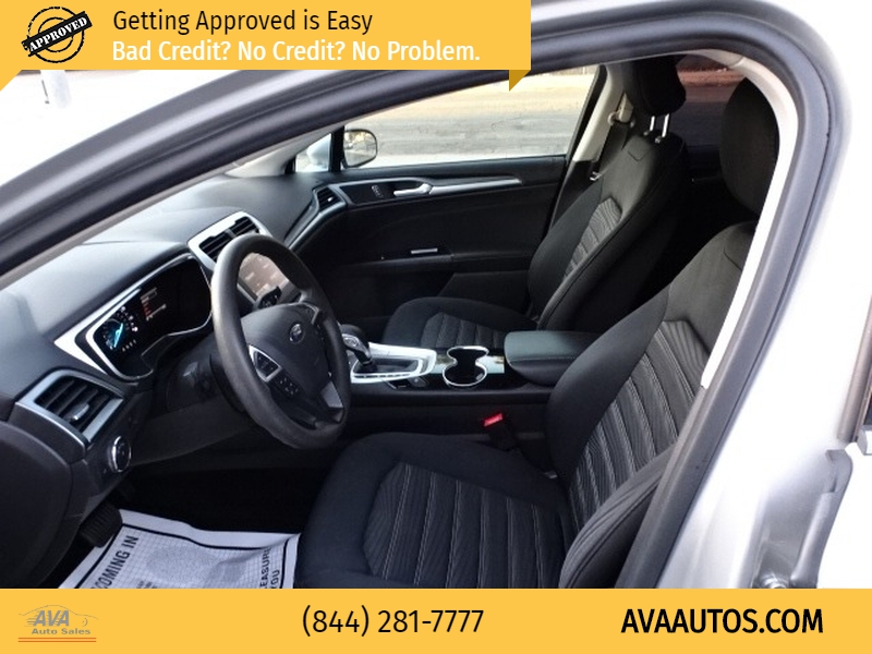 Ford Fusion 2016 price $12,695