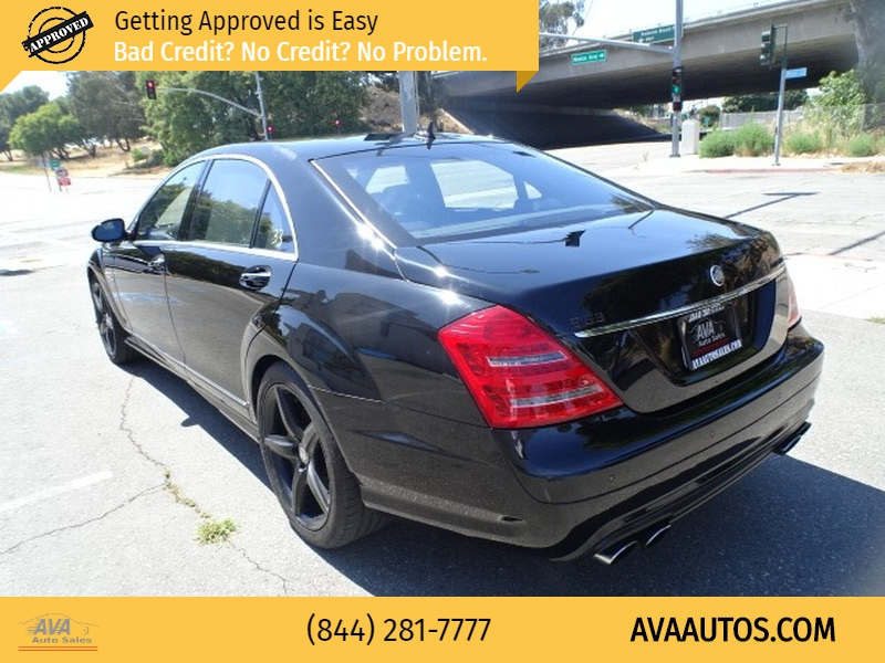 Mercedes-Benz S-Class 2008 price $19,999