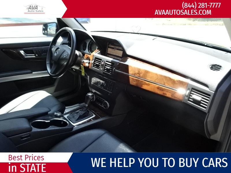 Mercedes-Benz GLK-Class 2012 price $12,495