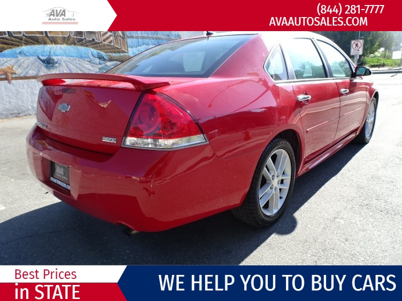 Chevrolet Impala 2013 price $6,495
