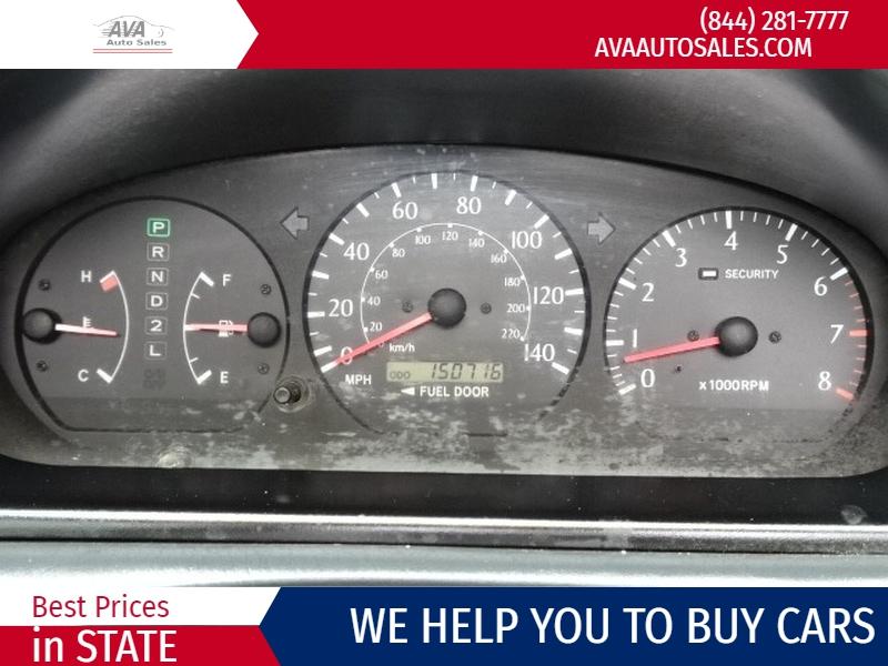 Toyota Camry Solara 2002 price $4,495