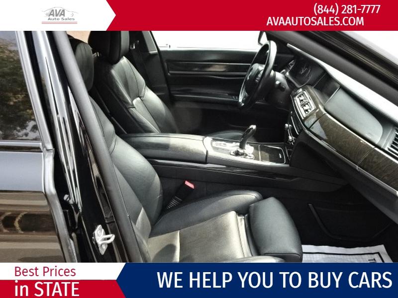 BMW 7-Series 2013 price $19,999