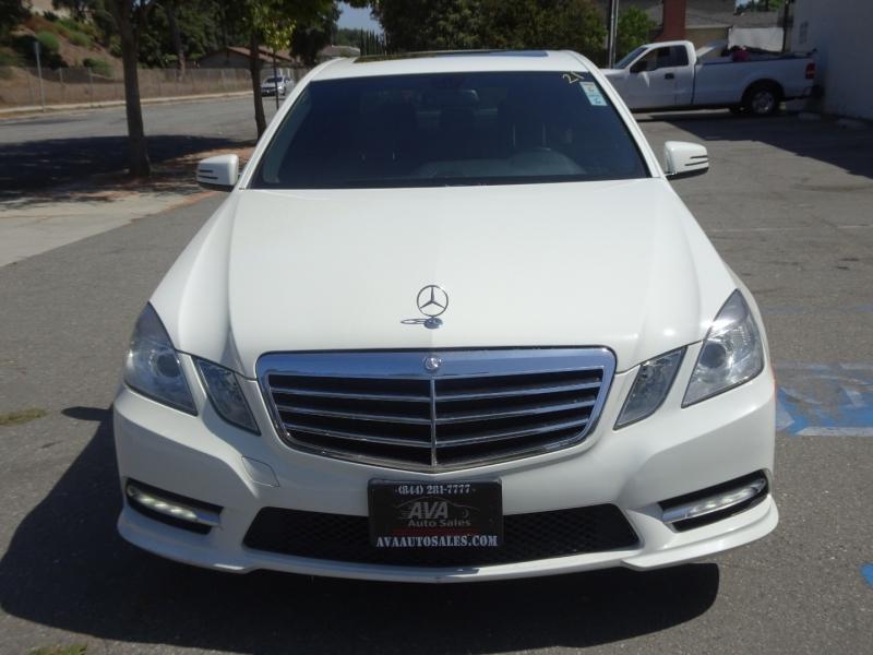 Mercedes-Benz E-Class 2012 price $12,495