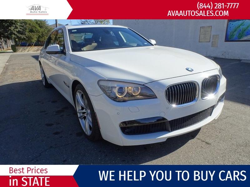 BMW 7-Series 2011 price $16,495