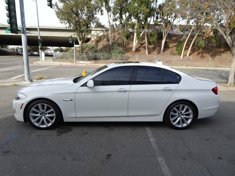 BMW 5-Series 2012 price $16,995