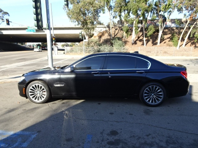 BMW 7-Series 2011 price SOLD