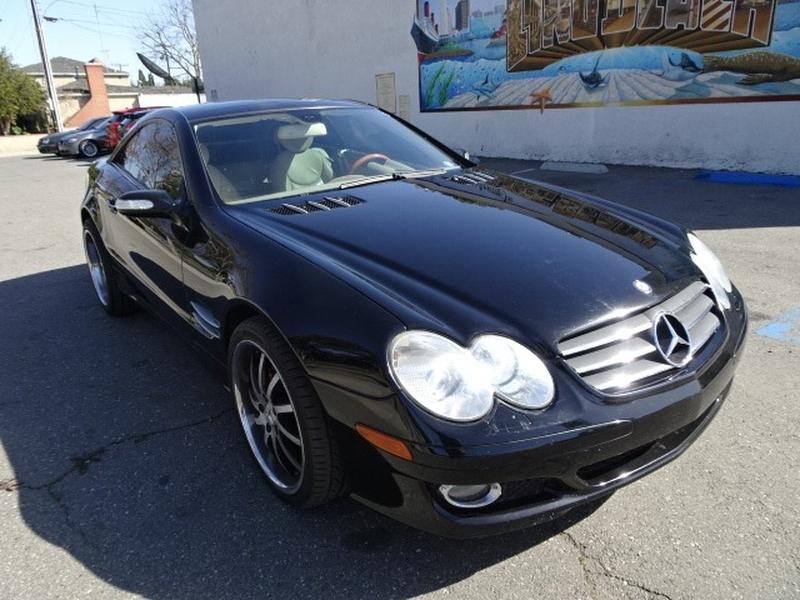 Mercedes-Benz SL-Class 2008 price $11,995