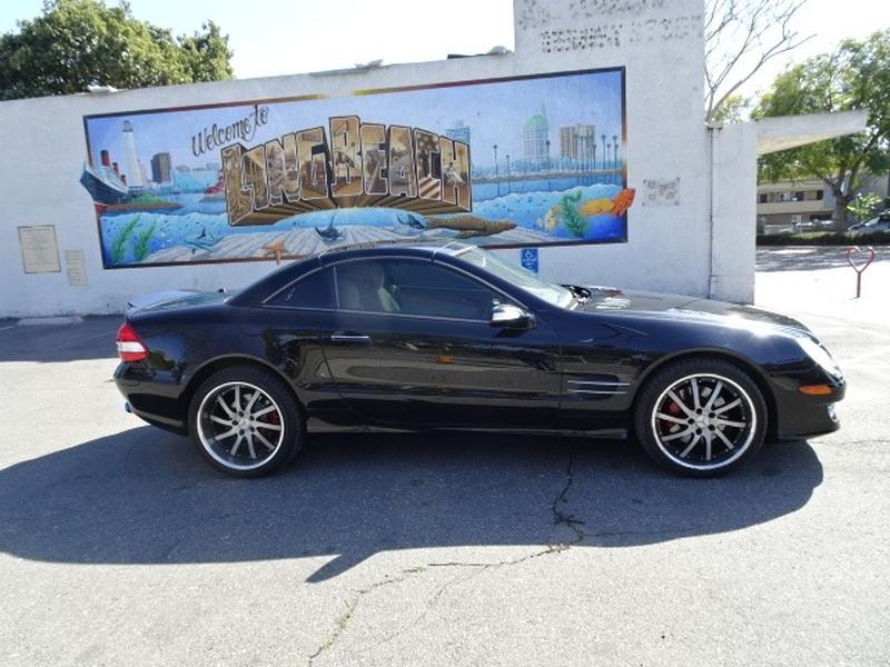 Mercedes-Benz SL-Class 2008 price $13,495