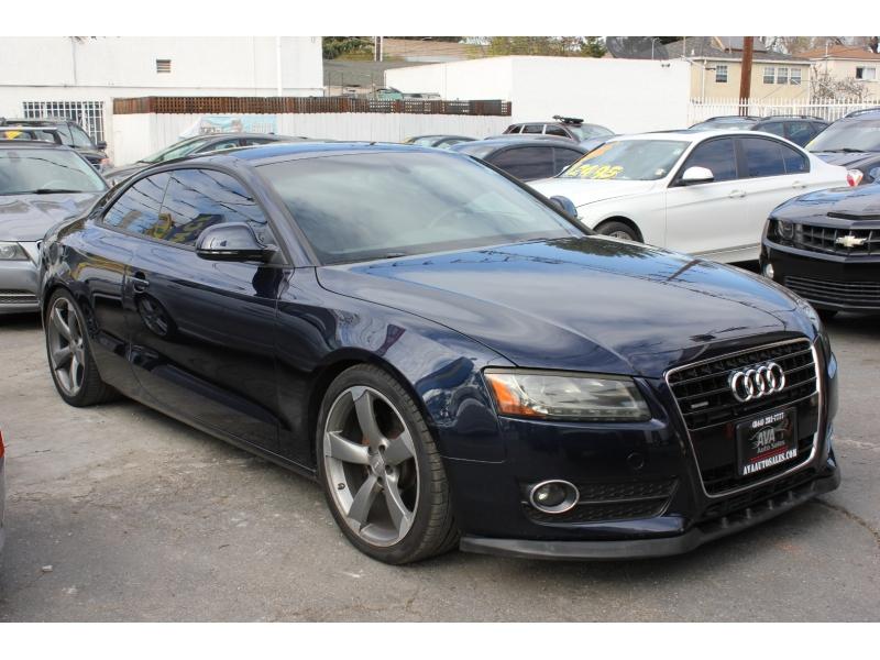 Audi A5 2009 price PENDING