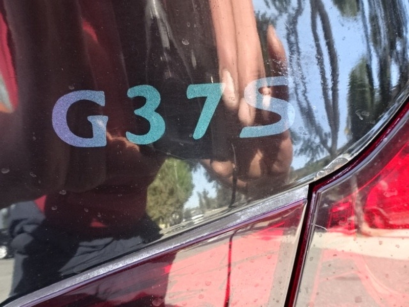 Infiniti G 37 2011 price $15,995