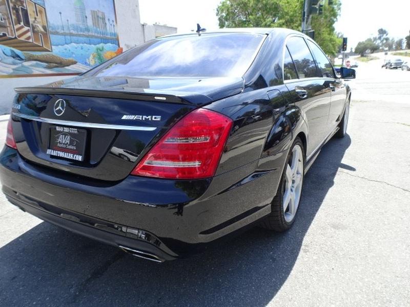 Mercedes-Benz S-Class 2013 price $24,995