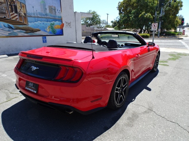 Ford Mustang 2018 price $23,995