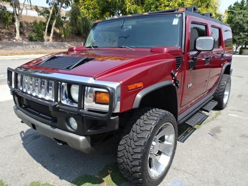 Hummer H2 2004 price $17,495