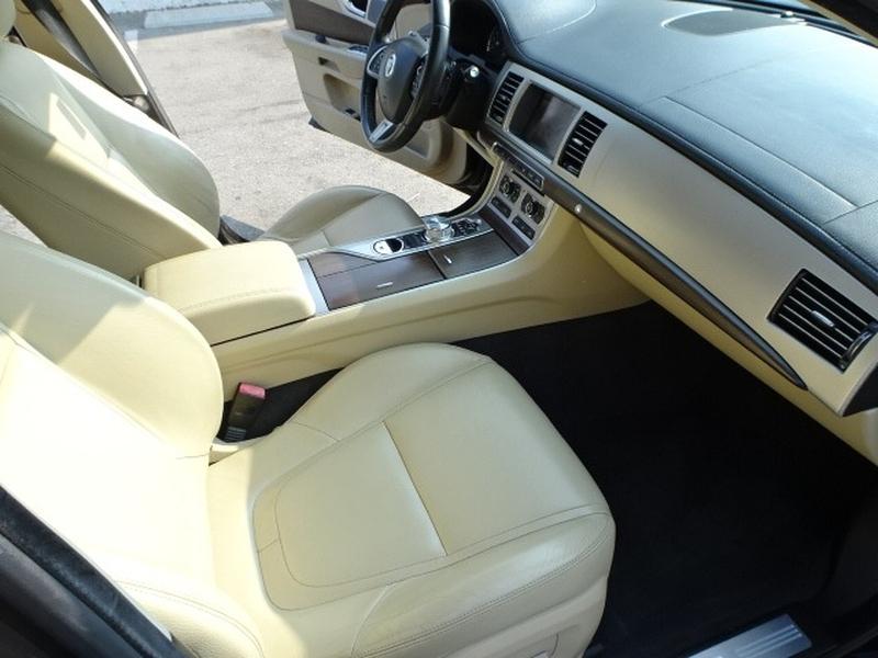 Jaguar XF 2012 price $13,495