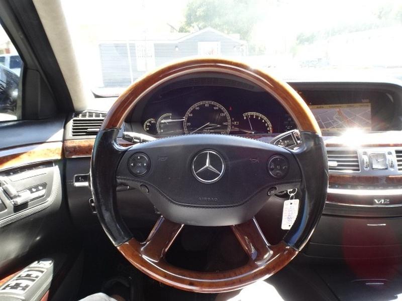 Mercedes-Benz S-Class 2009 price $18,995
