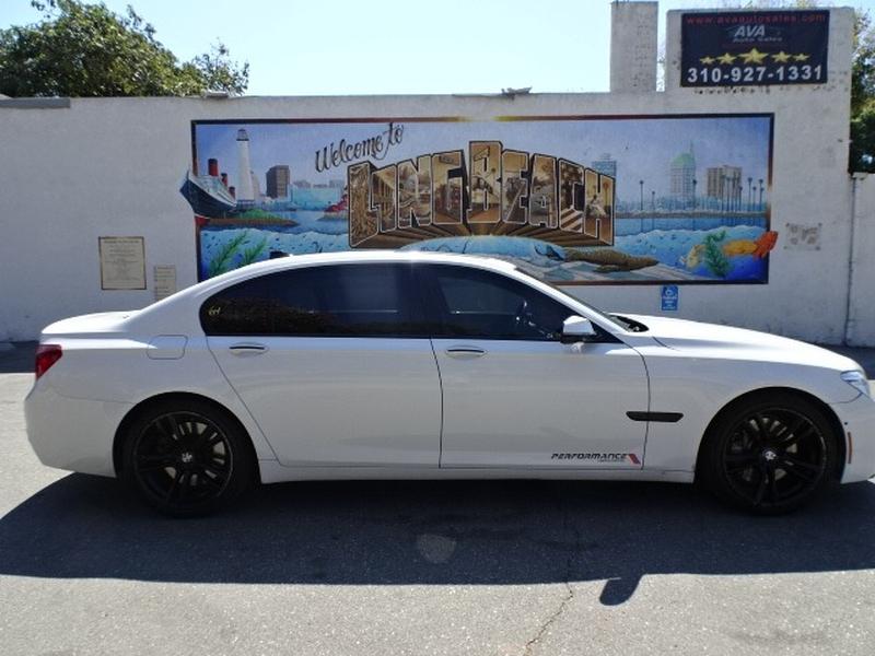 BMW 7-Series 2013 price $19,995