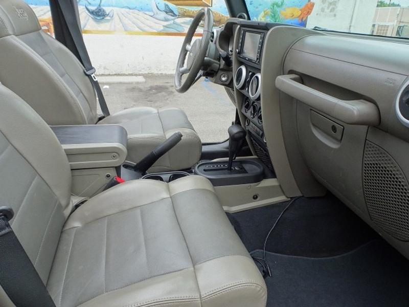 Jeep Wrangler Unlimited 2010 price $26,995