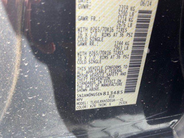 NISSAN XTERRA 2014 price $13,995