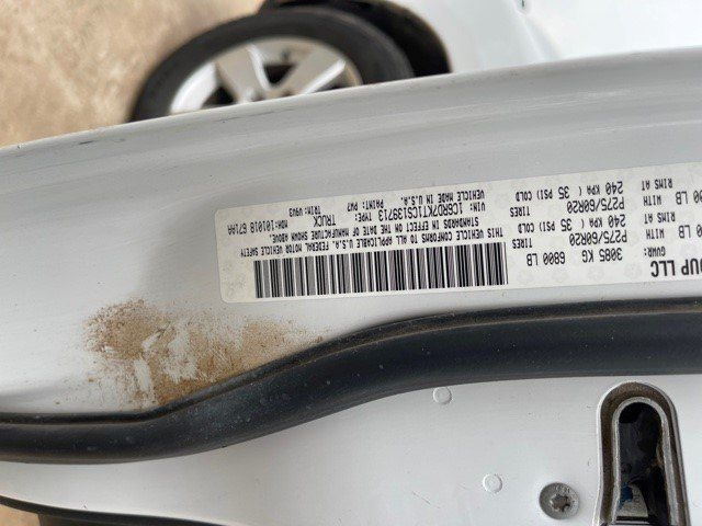 DODGE RAM 1500 2012 price $11,995