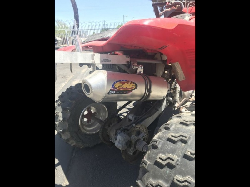 HONDA TRX 400 2000 price $1,995