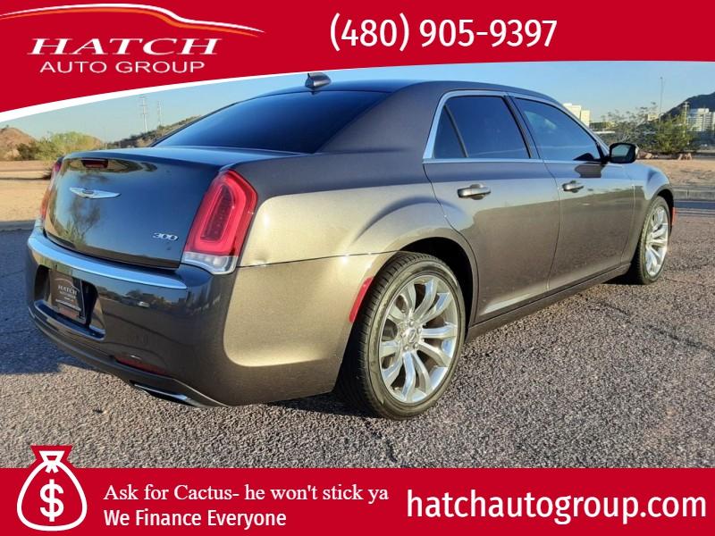 Chrysler 300-Series 2016 price $20,500
