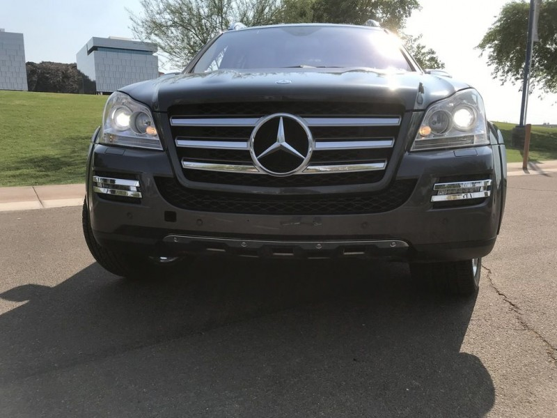 MERCEDES GL550 2010 price $17,995