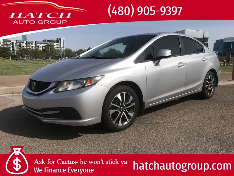 Honda Civic Sedan 2013 price $6,994