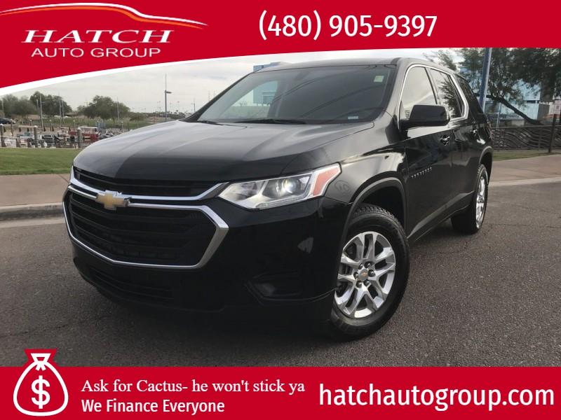 Chevrolet Traverse 2019 price $27,494