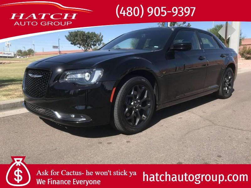 Chrysler 300-Series 2019 price $21,394