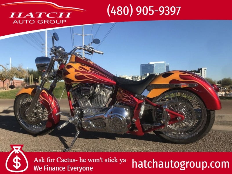 PURE STEEL SOFTAIL 2001 price $15,995