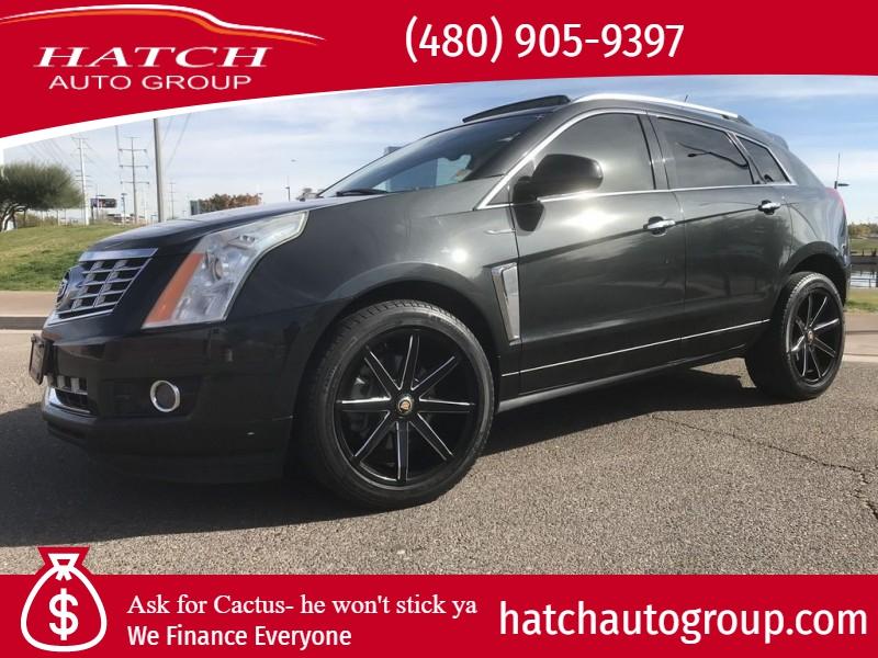 Cadillac SRX 2015 price $18,782