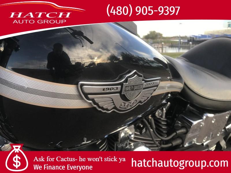 Harley-Davidson FXDWG - Dyna Wide Glide 2003 price $9,995