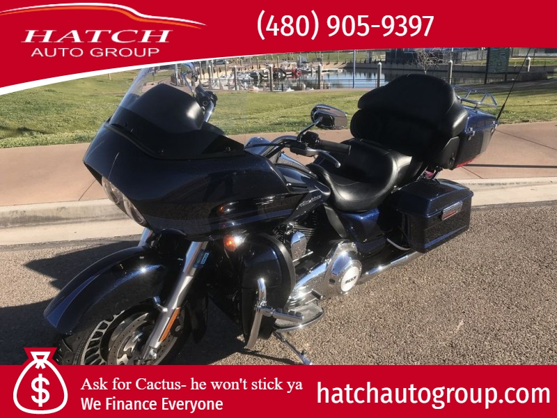 Harley-Davidson FLTRU - Road Glide Ultra 2012 price $16,500
