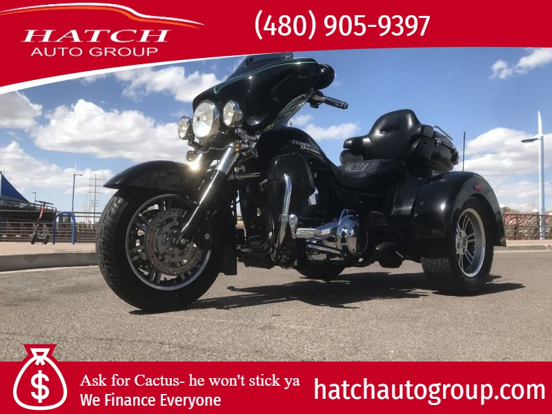 Harley-Davidson FLHTCUTG - Tri Glide Ultra Classic 2010 price Call for Pricing.
