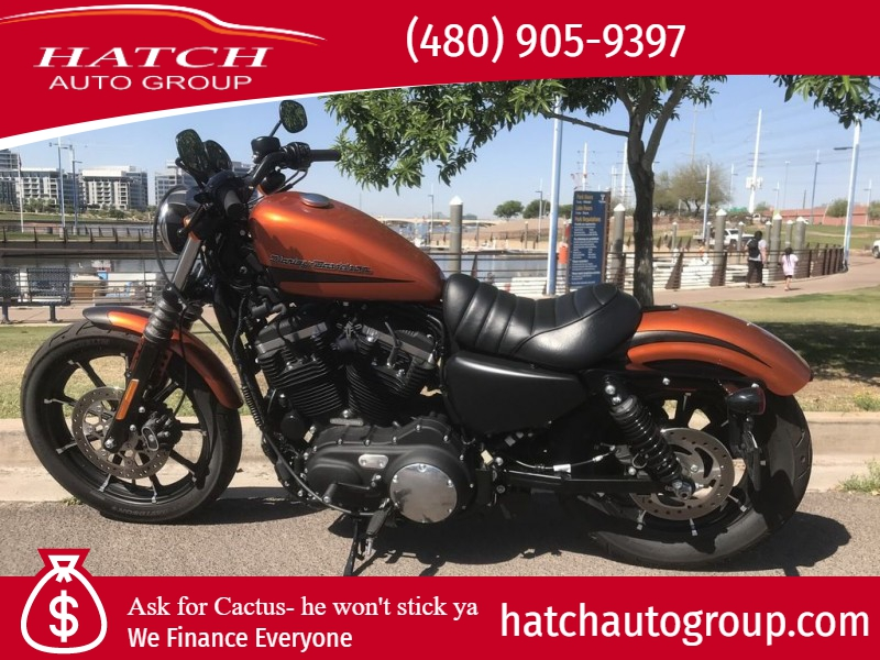 Harley-Davidson XL883N - Sportster Iron 883 2020 price Call for Pricing.