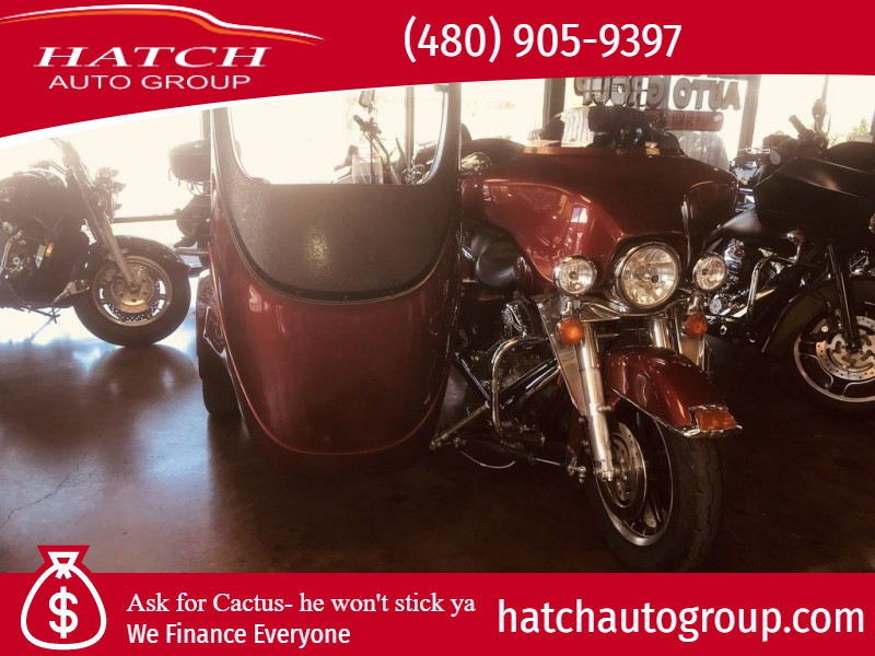 Harley-Davidson FLHT - Electra Glide Standard 2007 price Call for Pricing.