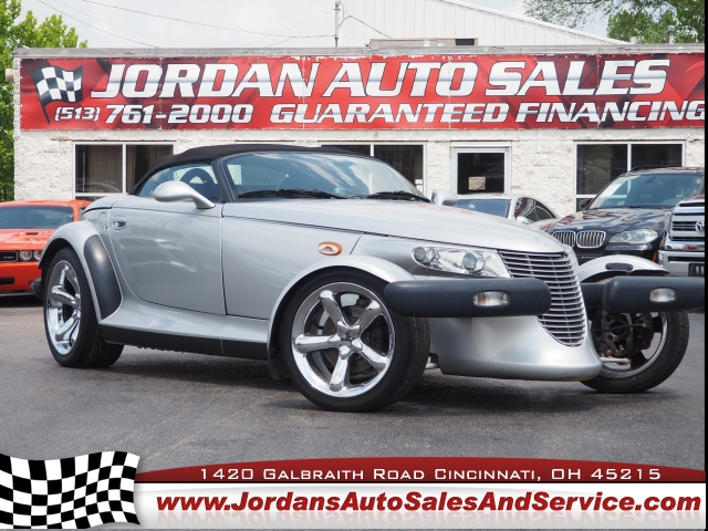 Plymouth Prowler 2000 price $25,495