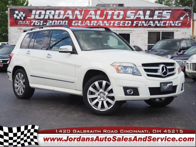 Mercedes-Benz GLK 2012 price $15,995