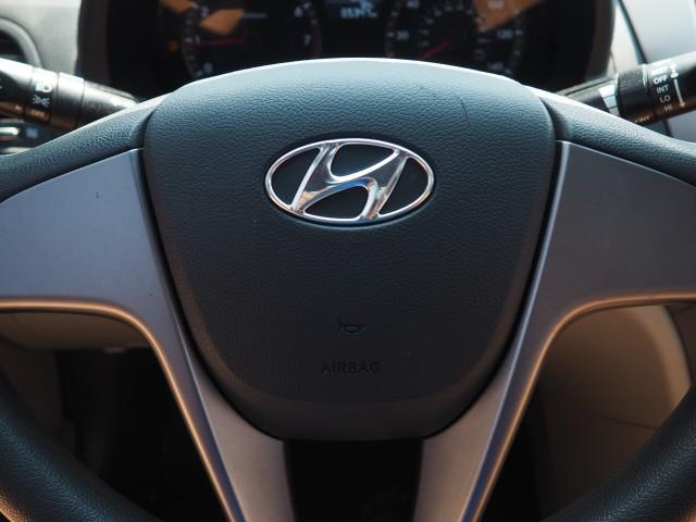Hyundai Accent 2017 price $9,995