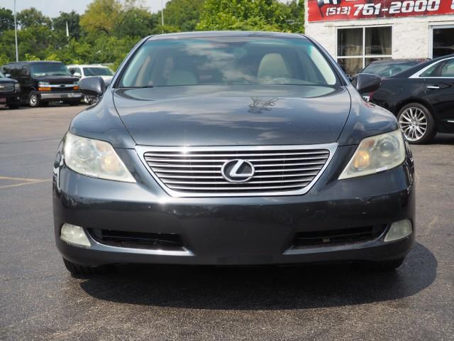 Lexus LS 460 2007 price $11,995