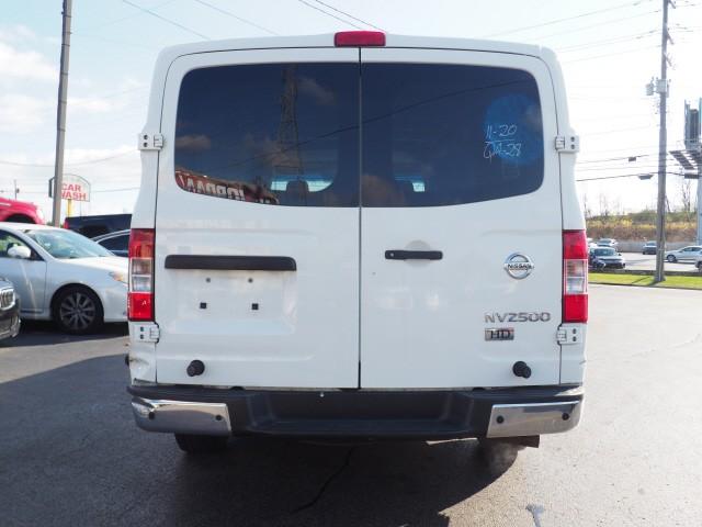 Nissan NV 2013 price $11,995