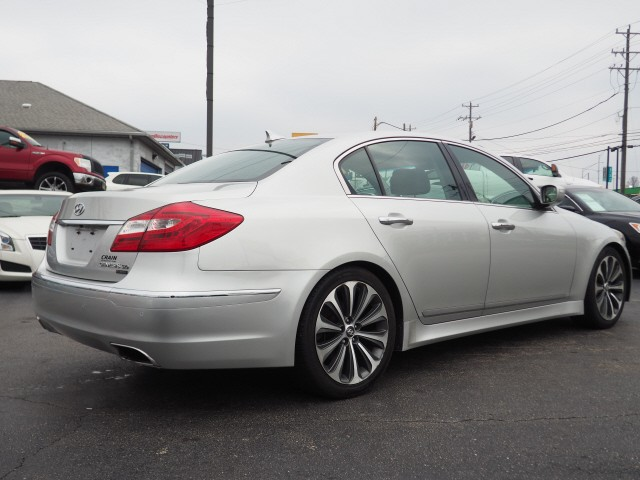 Hyundai Genesis 2012 price $11,995