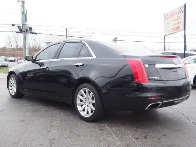 Cadillac CTS 2014 price $16,995